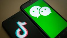 Trump Widens China Tech Attack, Banning Tencent's WeChat, TikTok